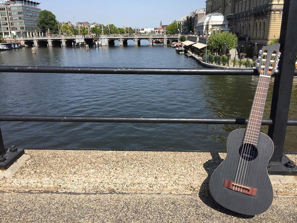 Woodpecker Guitar in Amsterdam