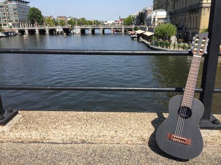 Meet the Woodpecker Travel Guitar