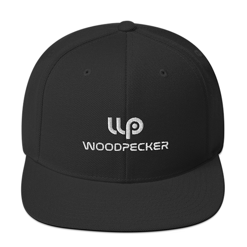 Woodpecker Snapback Hat