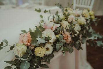 Декорация за сватби, сватбена украса