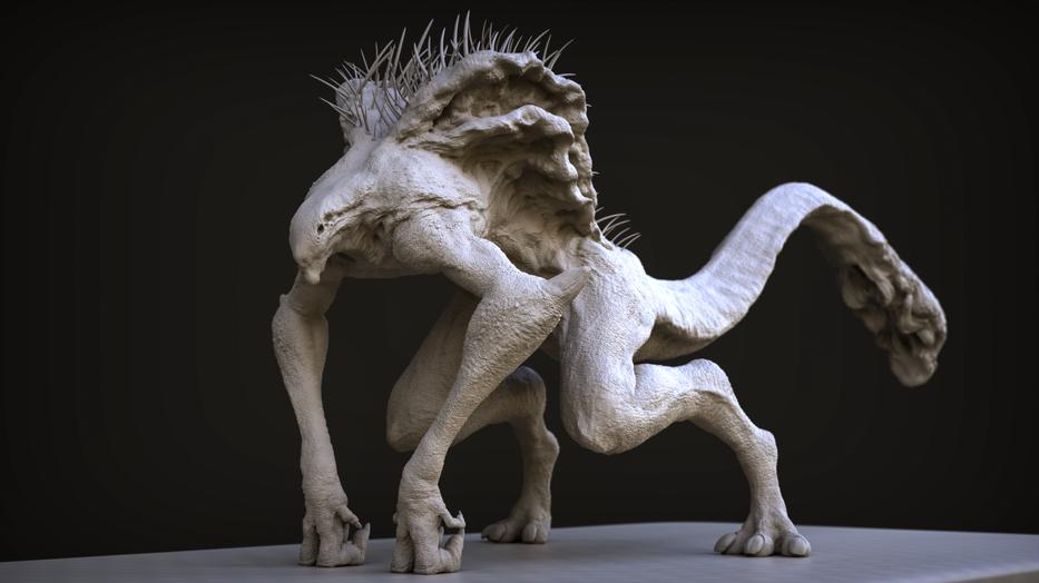 Monster of the desert