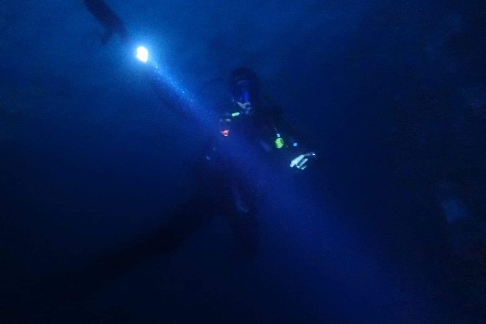Plongée Nocturne - Aquablue - Banyuls-su