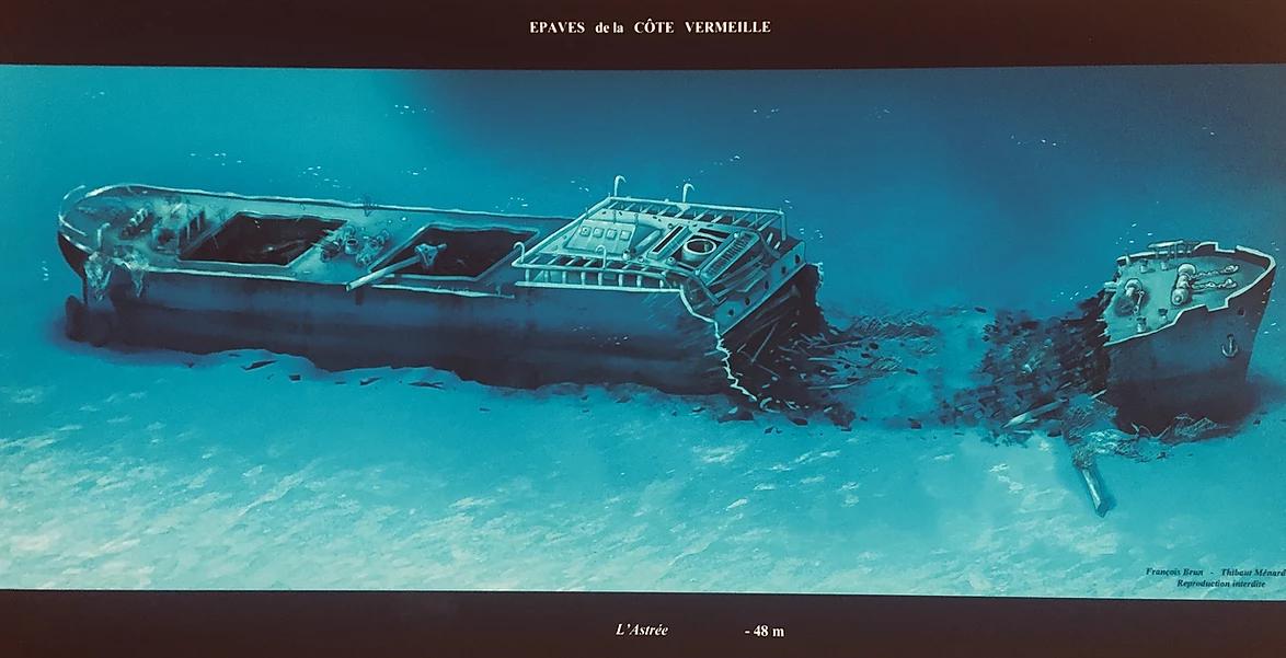 L'Astrée - Aquablue - Banyuls-sur-mer