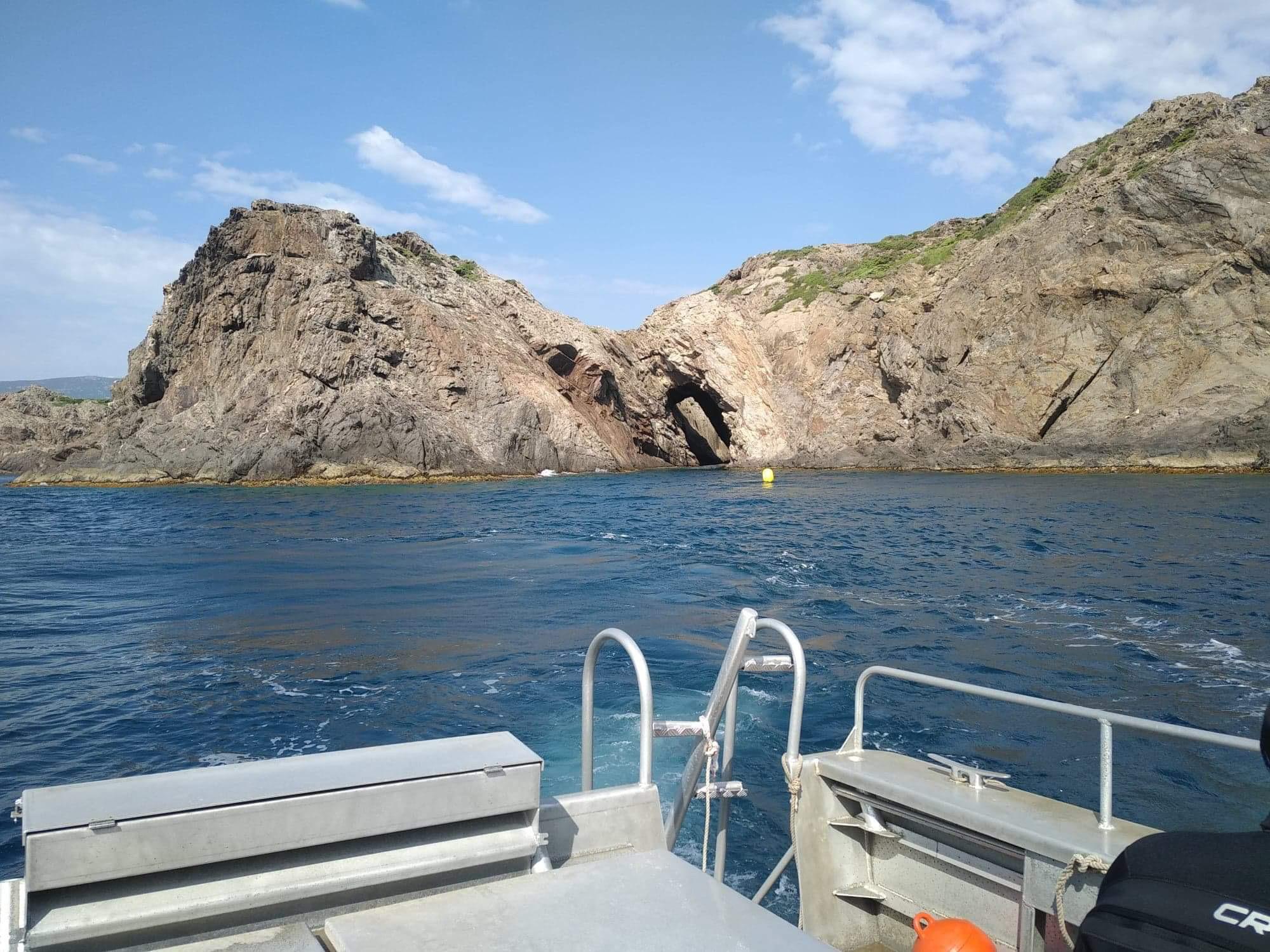 Cap Creus - Aquablue - Banyuls-sur-mer