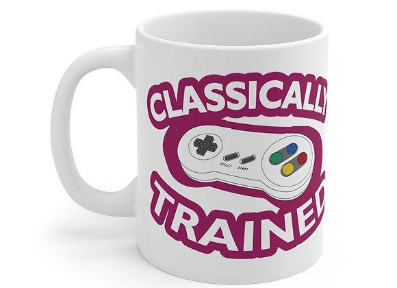 Classically Trained Gamer Mug