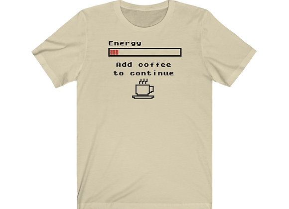 Coffee Energy T-Shirt