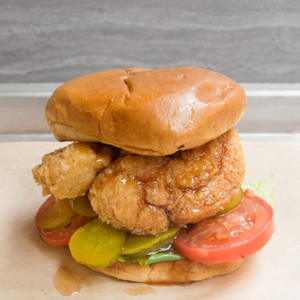 The Southern Chicken Sandwich