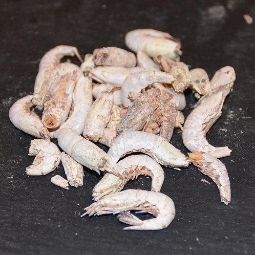 Nordseekrabben gefriergetrocknet 50gr