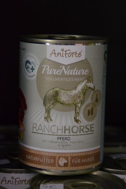 "Ranch Horse ""Pferd mit Süßkartoffeln & Äpfeln"""