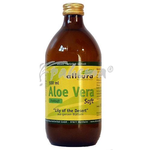 Aloe Vera Saft 500ml-vom Versand ausgeschlossen!