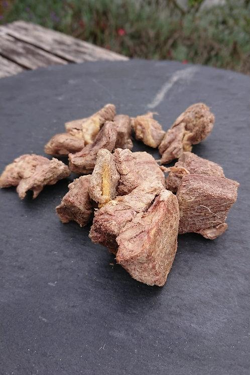 Pferdefleisch gefriergetrocknet 50gr