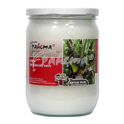 Bio Kokosöl, nativ 500ml