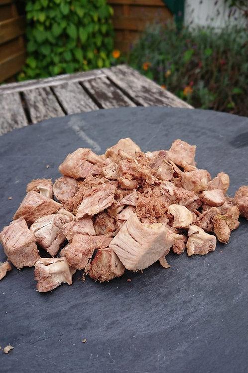 Geflügelmenü gefriergetrocknet 200gr