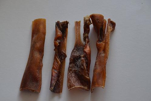 Rinderkopfhaut 10cm 100gr