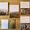 Thumbnail: Gift Box of 5 Bath Golf Club Cards & Envelopes