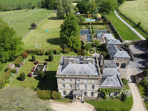 Aerial images of your home
