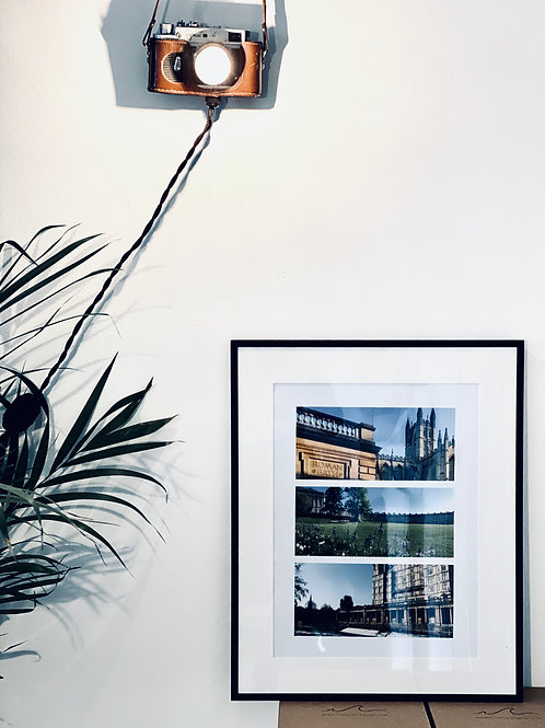 Framed A3 Print - Multi Shot