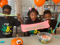 Halloween SlimeFEST Fun