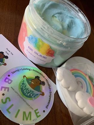 Rainbow Cream Slime