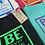 Thumbnail: BE SLIME Tote Bag