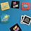 Thumbnail: BE SLIME - Mindful Retro Stickers - (6 stickers)