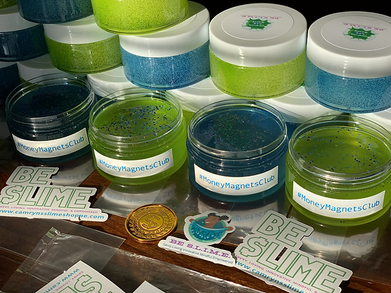 Slime Party Pack - 10 Slimes