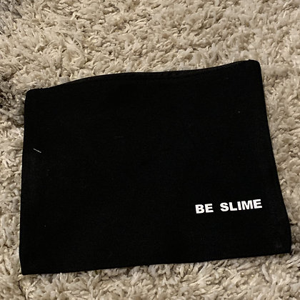 BE SLIME Small Zip-Up Bag