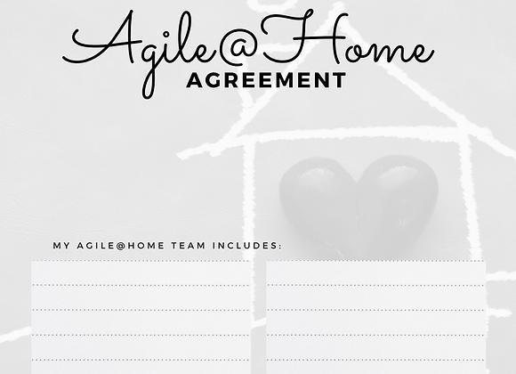 Agile@Home Agreement - Template