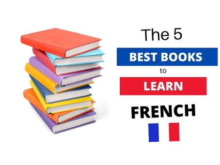 The 5 best books to learn French in 2021