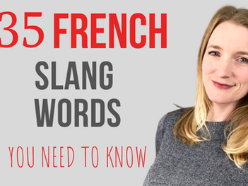 35 words of slang you should know