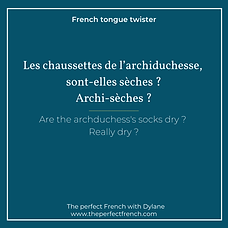 The-perfect-french-Tongue-twister-les-ch