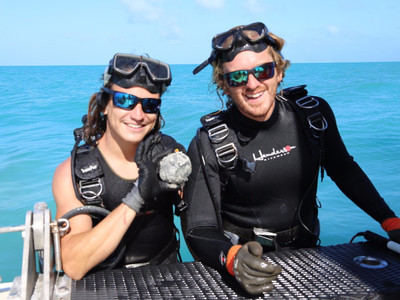 MRR Divers Back in the Water
