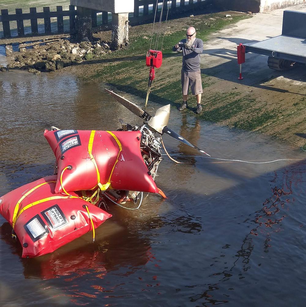 Sea Hunt Surveys International Finds  Missing Plane Off Jacksonville 2019