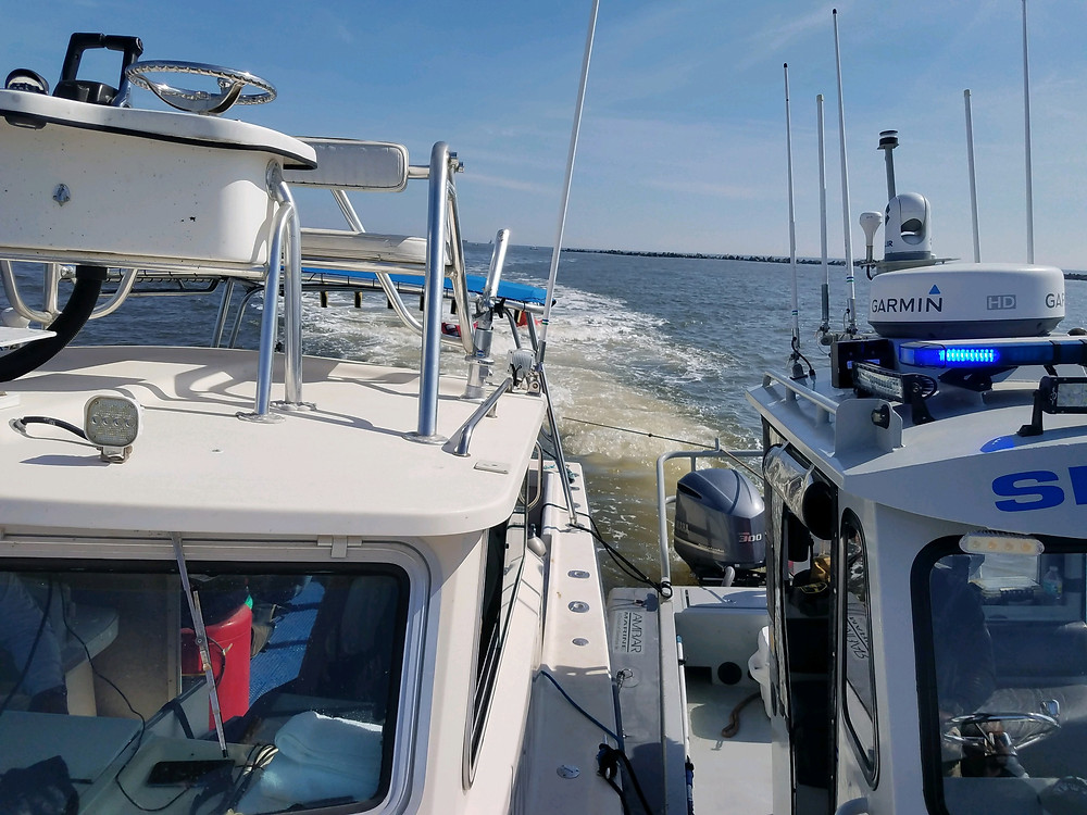 Sea  HunterSurvey Vessel Recovers Missing Plane with JSO in Jacksonville