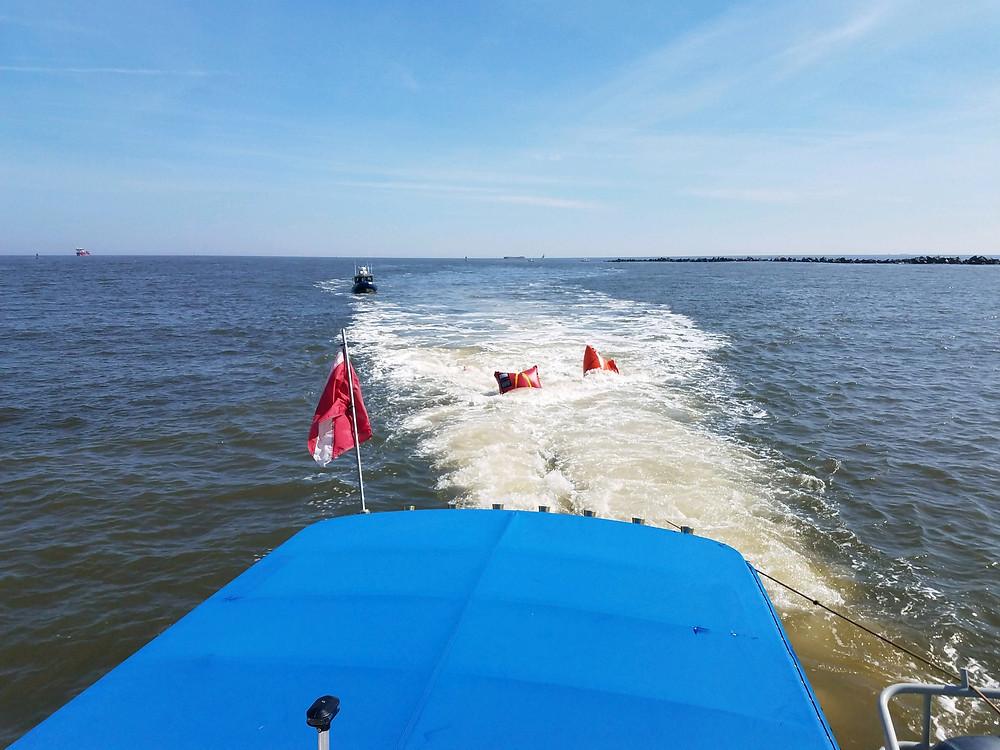 Sea Hunt Surveys International Missing Plane Jacksonville Recovery 2019