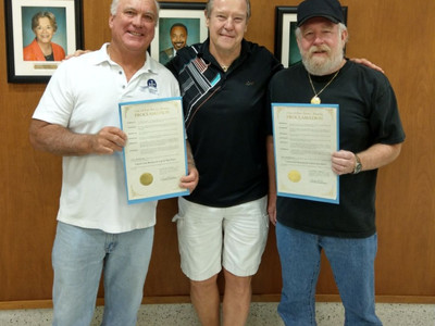 MRR is Recognized for its Contribution to the City of Fort Pierce