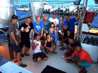 MRR Welcomes International Film Crew Aboard Sea Reaper