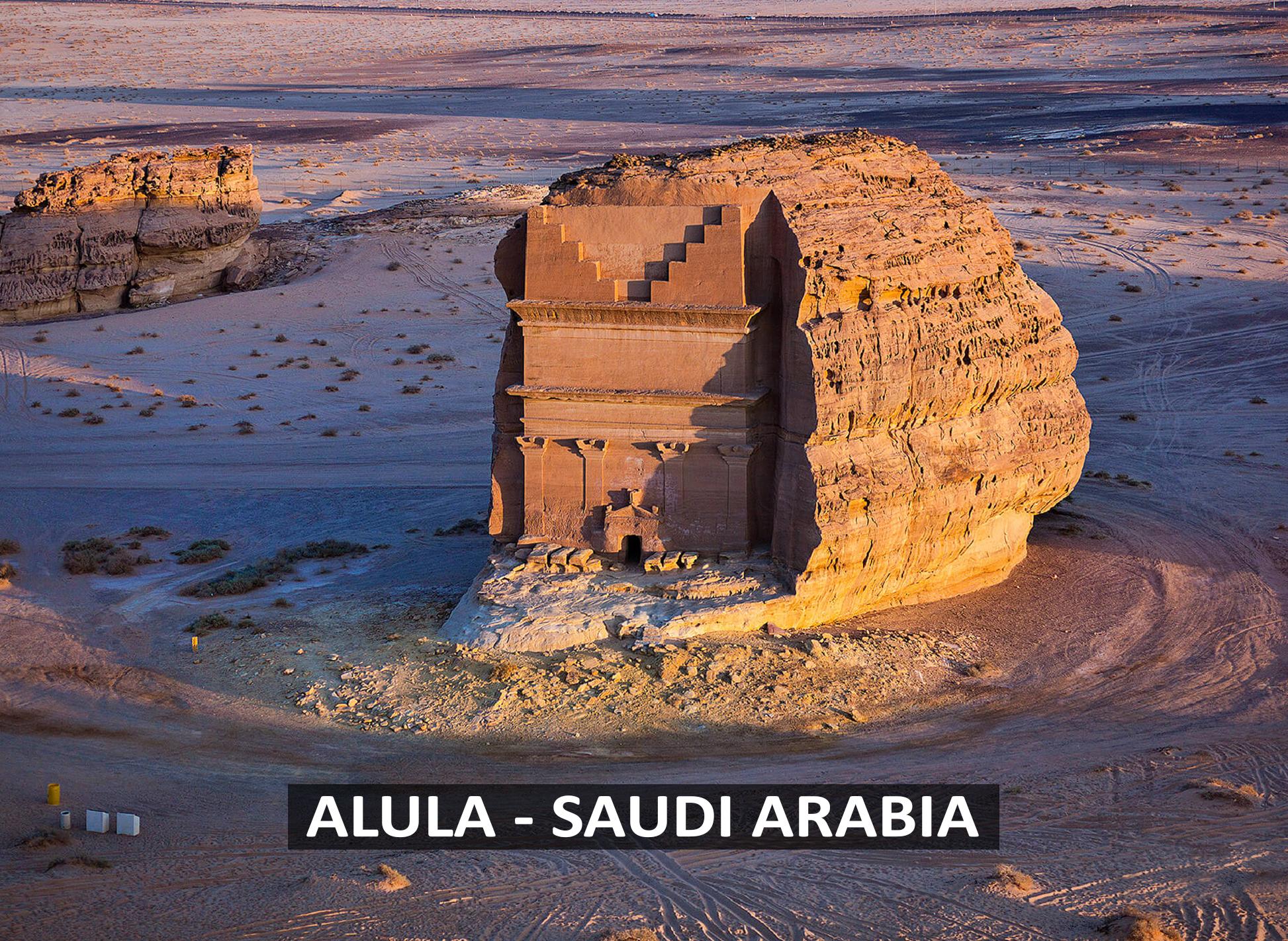 ALULA Saudi Arabia