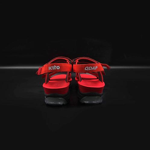 FLICKER THREE RED