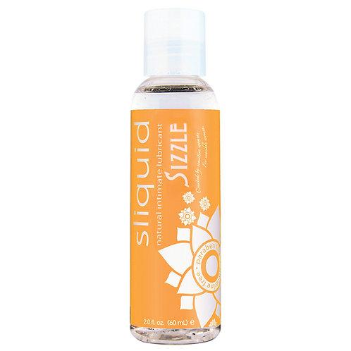 Sliquid Sizzle H2O 2 oz