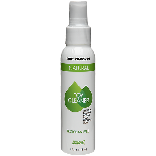 Natural Toy Cleaner Spray - Triclosan Free