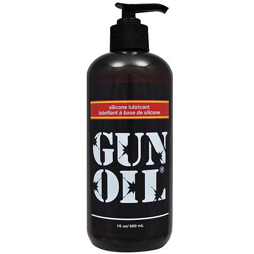 Gun Oil Silicone 16oz