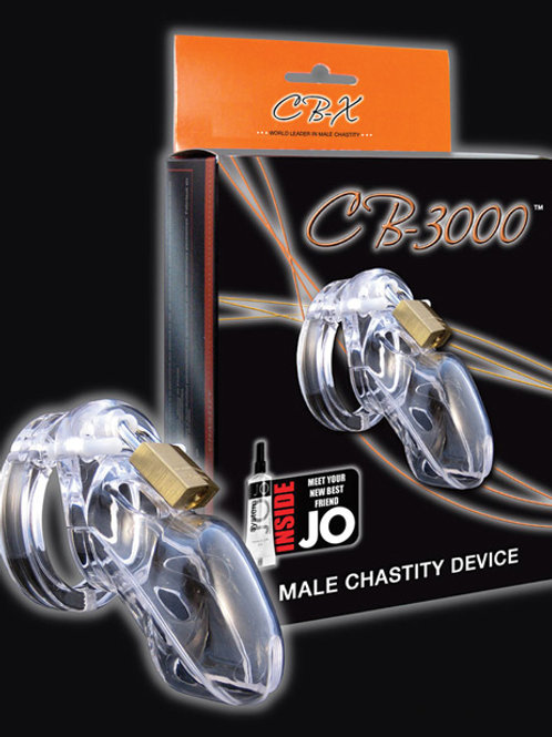CB-3000 Male Chastity Device by CBX