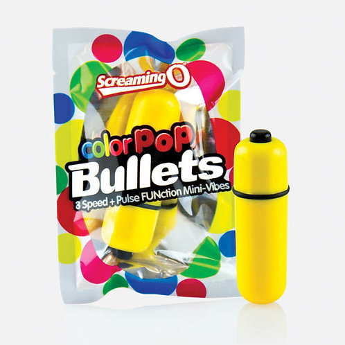 Color Pop Bullets