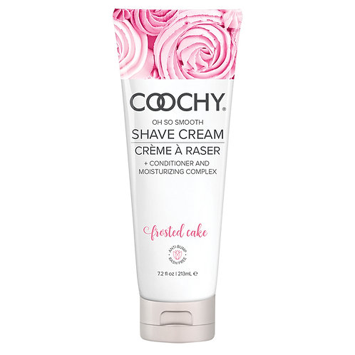 Coochy Shave Cream - Frosted Cake 7.2oz