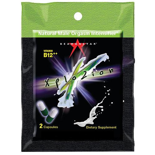 XPLOZION - 2 CAP PACK