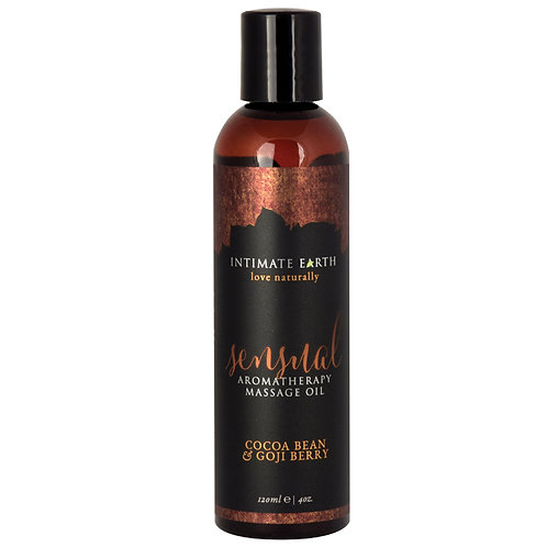 Intimate Earth Aromatherapy Oil - Sensual 4oz