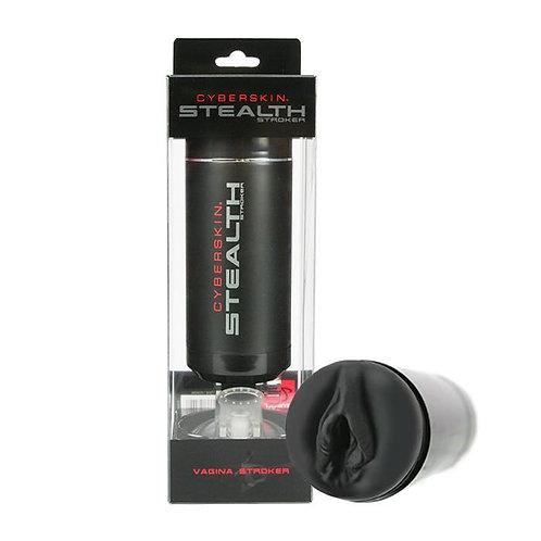 CyberSkin® Stealth Pussy Stroker