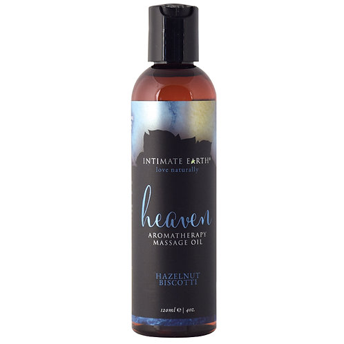 Intimate Earth Aromatherapy Oil - Heaven 4oz
