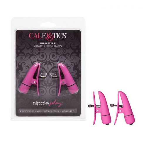 Vibrating Nipple Clamps